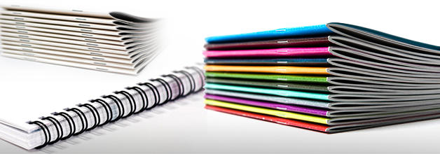 Bindery, Folding & Collating Services - Heyworth Printing